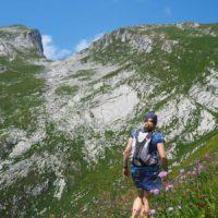 Les Cornettes de bise, hiking Chatel