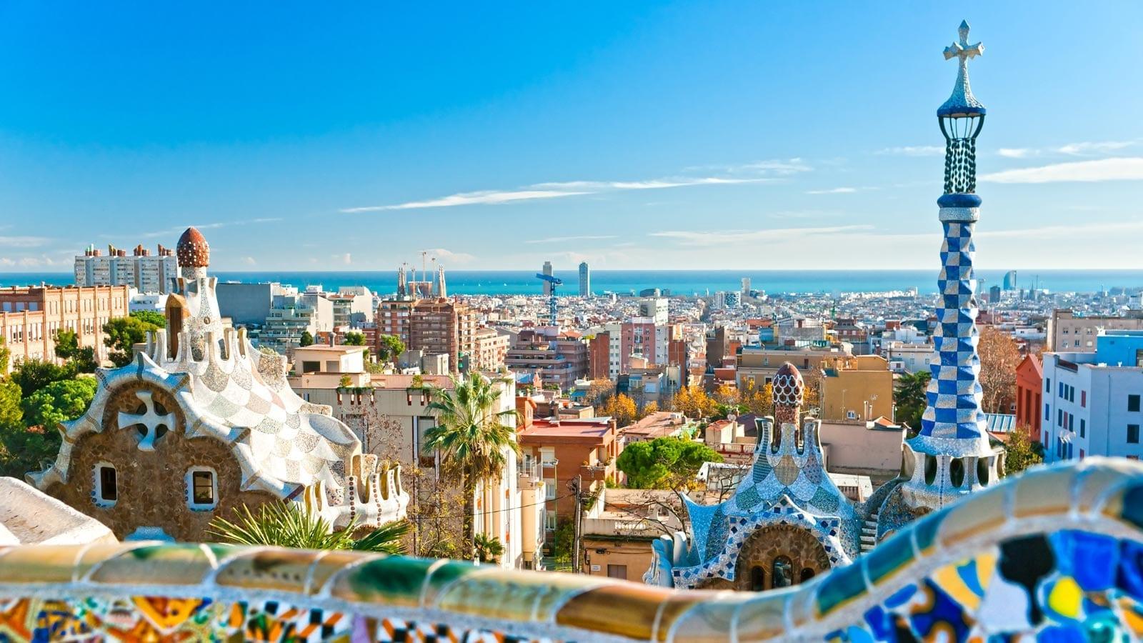 Visiting Barcelona