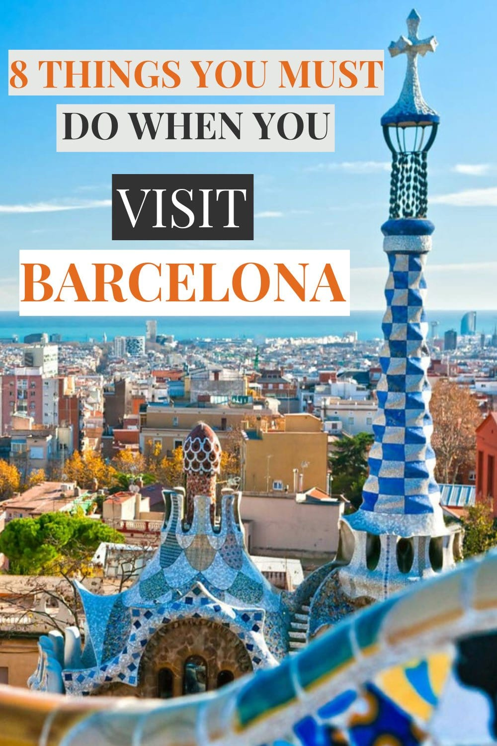 There are plenty of good reasons why Barcelona is so popular. The appeal of a vibrant, modern city with an amazing climate is just too good to miss. Head there before the main tourist season and avoid (some of) the crowds. #visitbarcelona