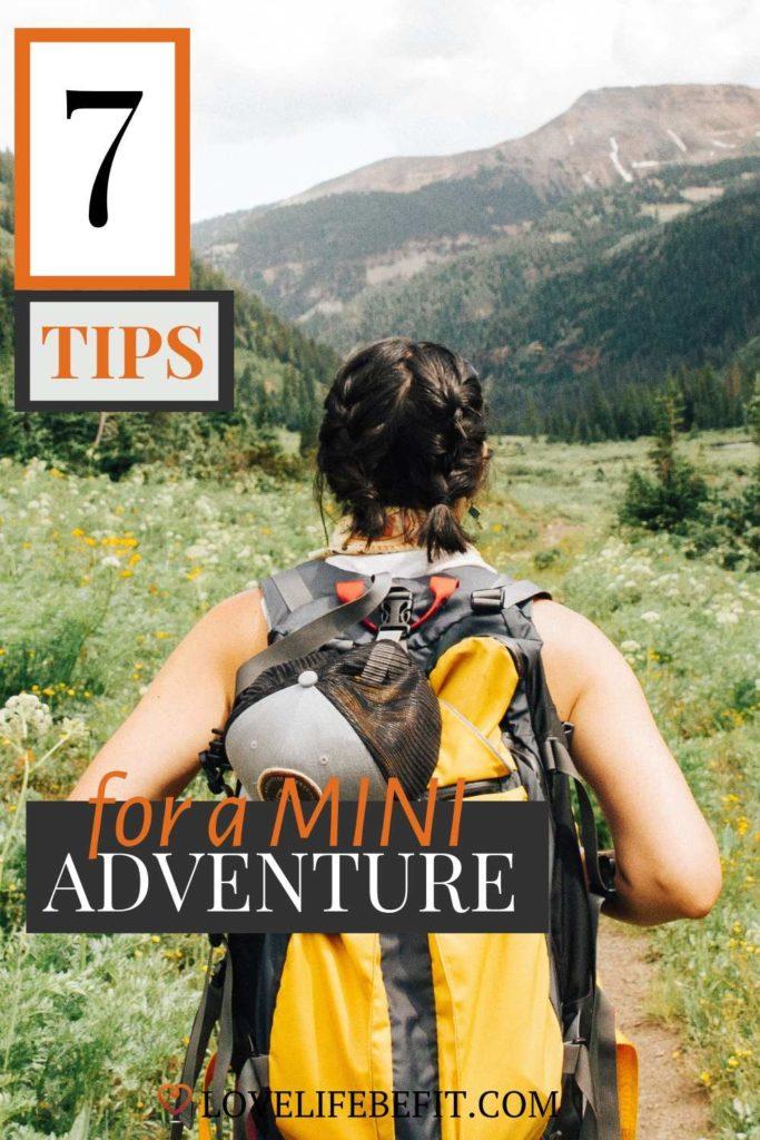 Mini adventure