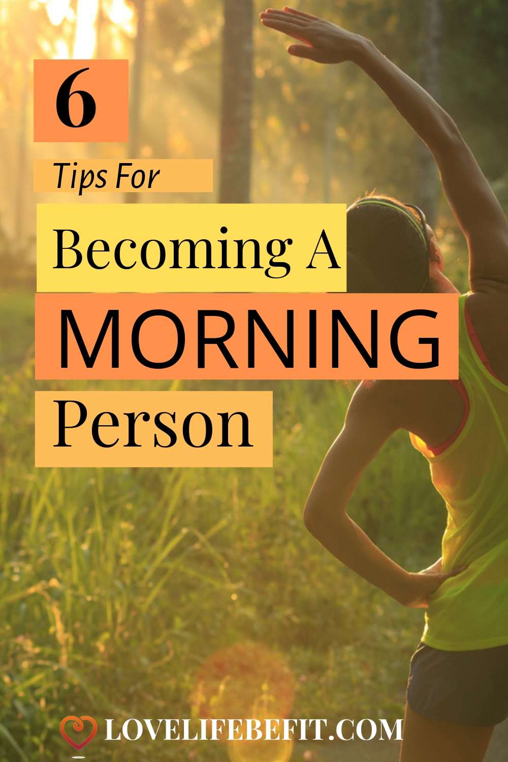 Not all of us are naturally a morning person. Some of us are wide awake at night but really struggle to get the brain in gear when the alarm goes off. Unfortunately most people\'s body clocks are over-ruled by 9-to-5 jobs and school runs. Here are some tips to becoming a better morning person...