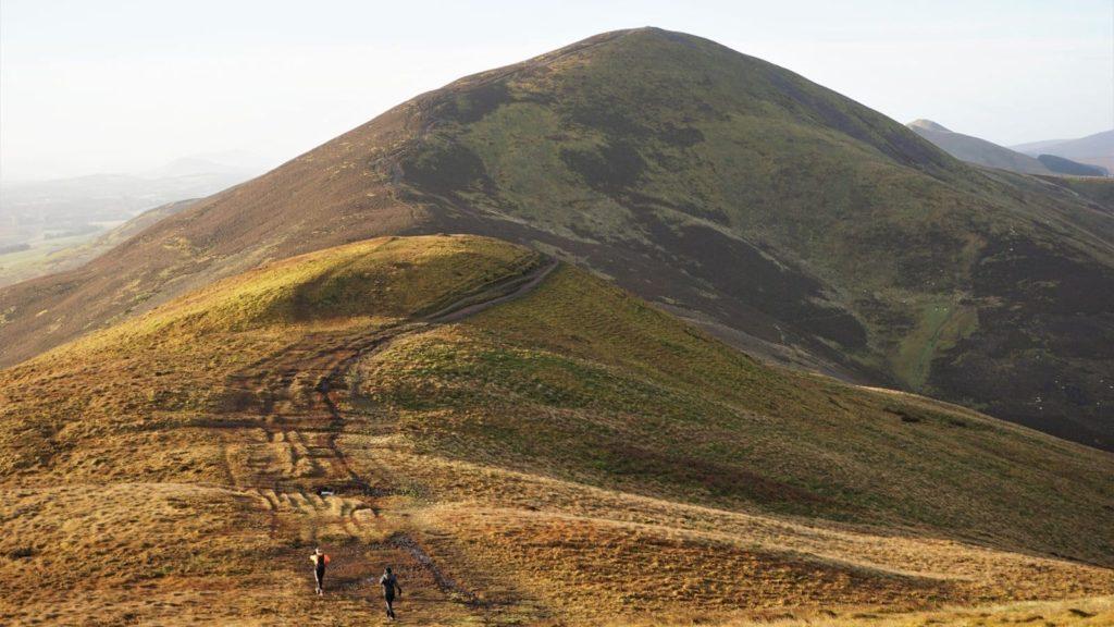 trail running pentlands