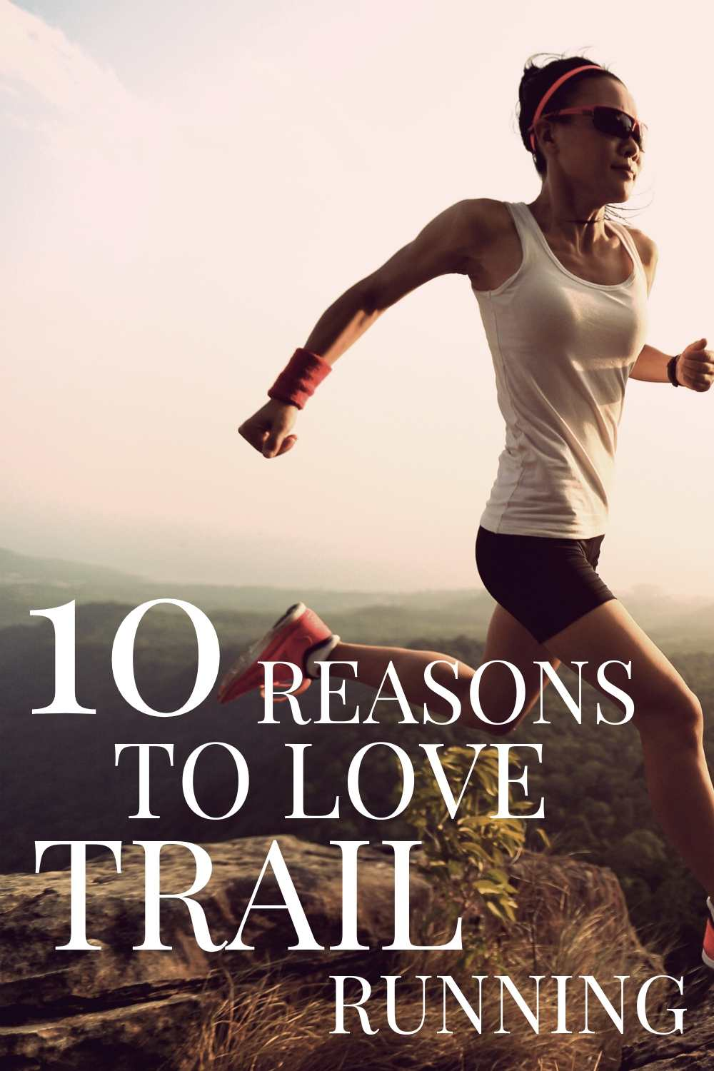 It\'s no wonder trail running is rapidly increasing in popularity. It ticks all the boxes for destressing, getting into shape, making new friends and seeking adventure. Here are my top 10 reasons for loving the sport...#trailrunning