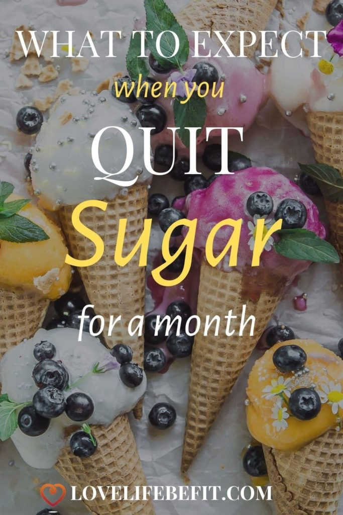 There are so many different diets to choose from and some are quite complicated to follow. Deciding to quit sugar is a simple way to lose weight. #quitsugar #loseweight