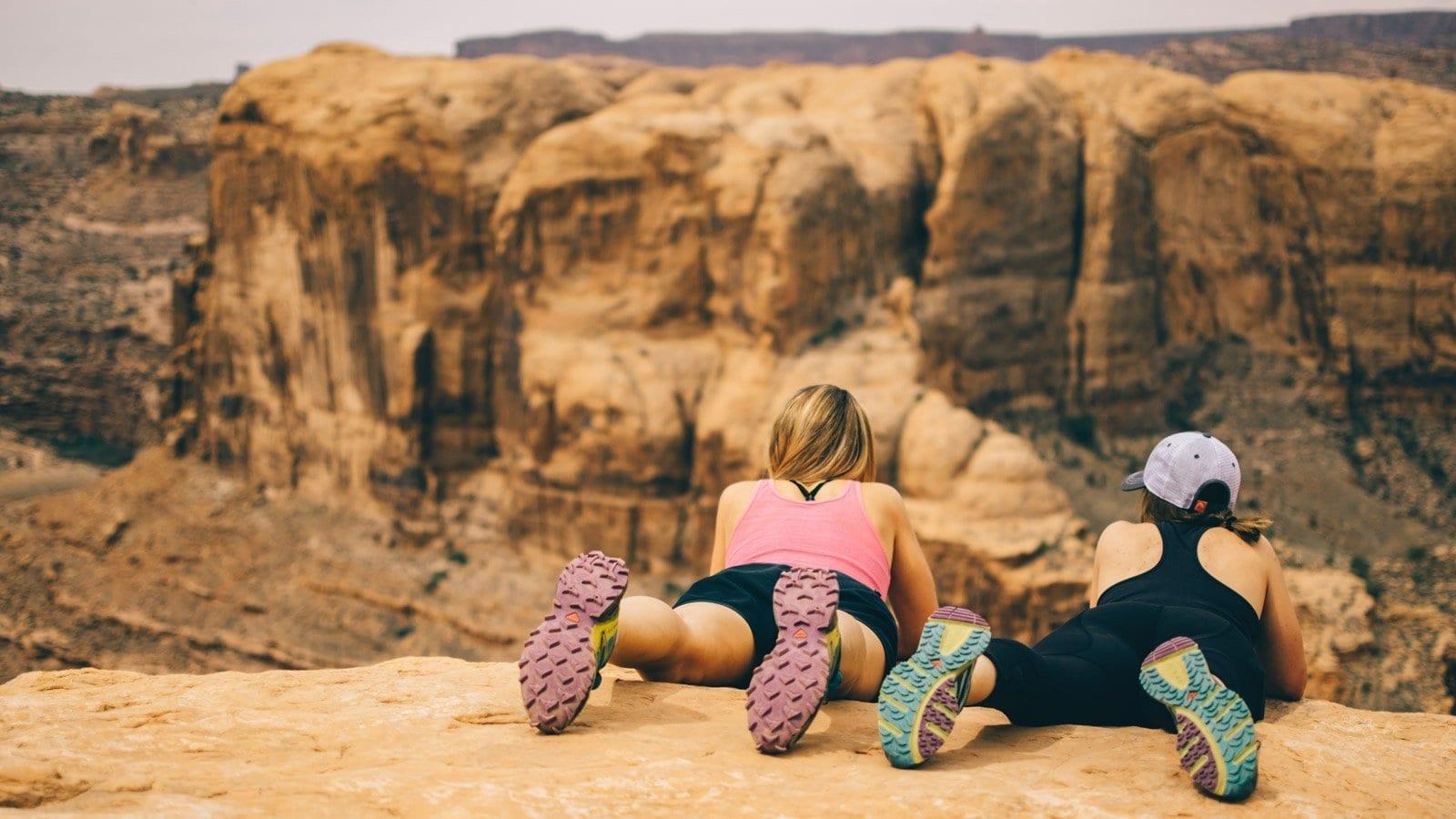 womens hiking footwear