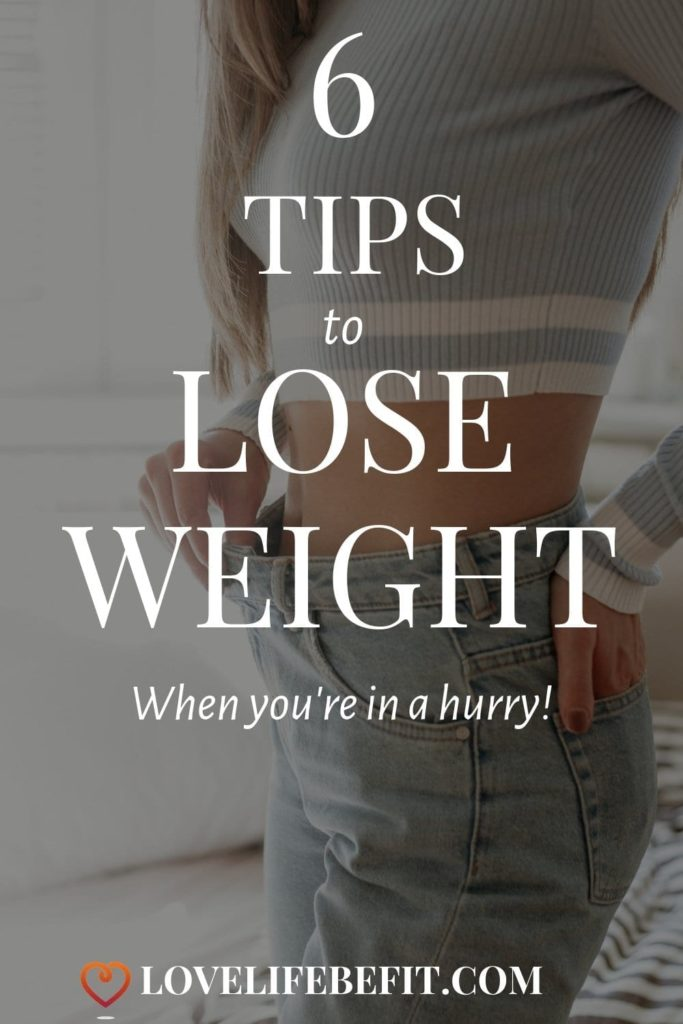 "Now we all know losing weight quickly isn't that good for you. Hands up who's tried crash diets and seen the weight creep back quicker than you can say ""told you so"", But sometimes we're all in a hurry to lose a bit of weight. #weightloss #loseweight #healthyeating"
