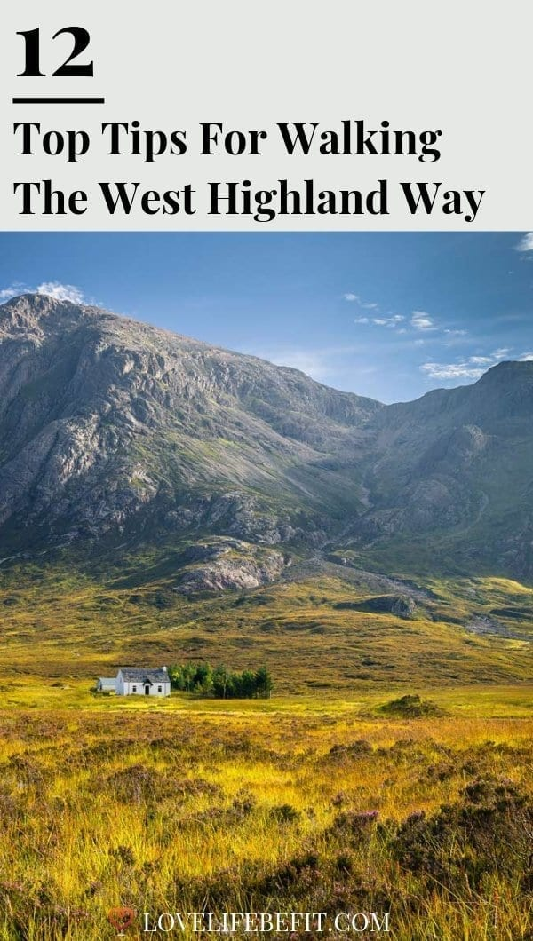The West Highland Way is a long distance walking trail, 96 miles long and typically takes from 5 to 8 days. Read these tips before planning your trip...#westhighlandway #hikingtrails #hikingtips