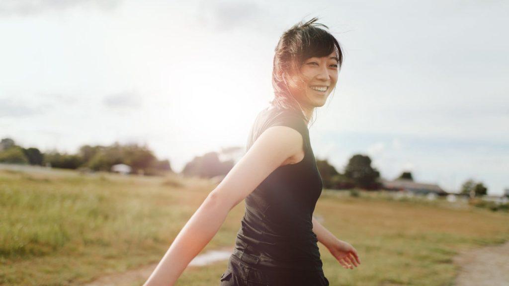 fast walkers live longer