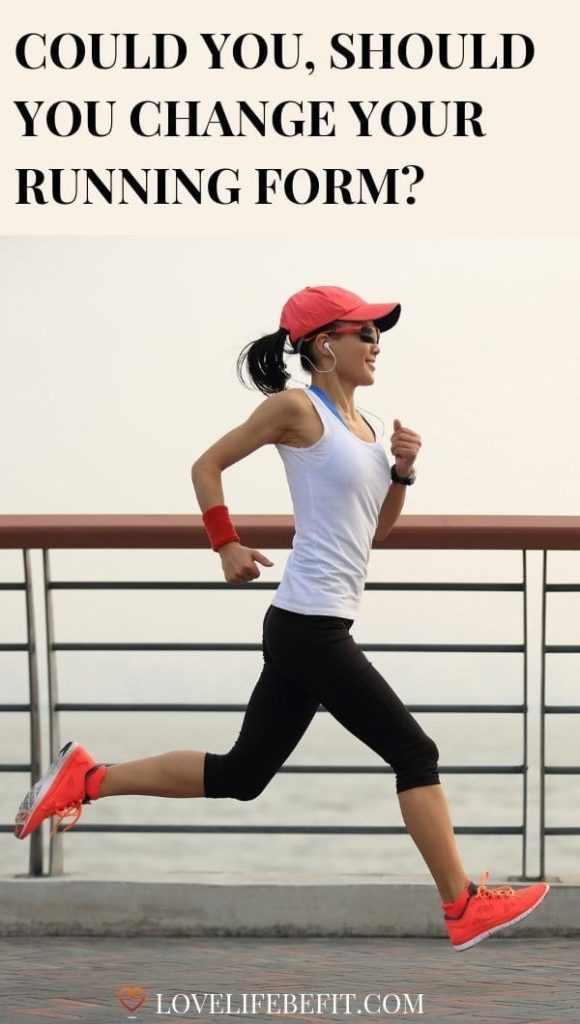 There's this idea your running form is the cure all answer to avoiding injuries. Improve your form and become a better runner. #running #runningtips #runningforbeginners