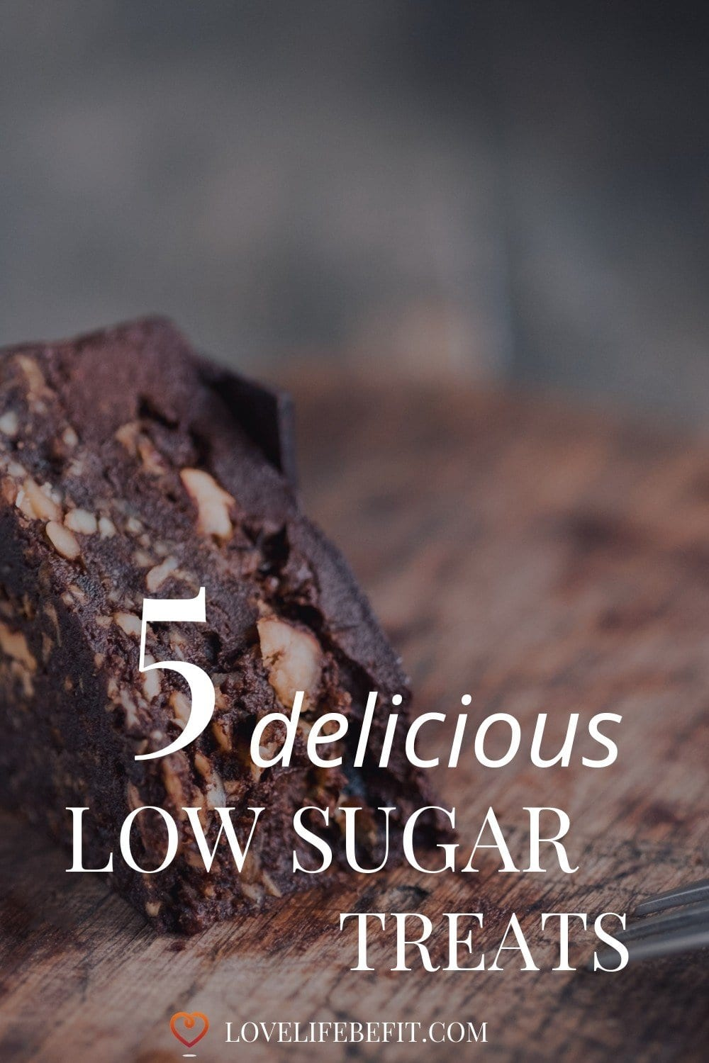 5 Delicious Low Sugar Treats (When You Need A Little Sweet Fix)
