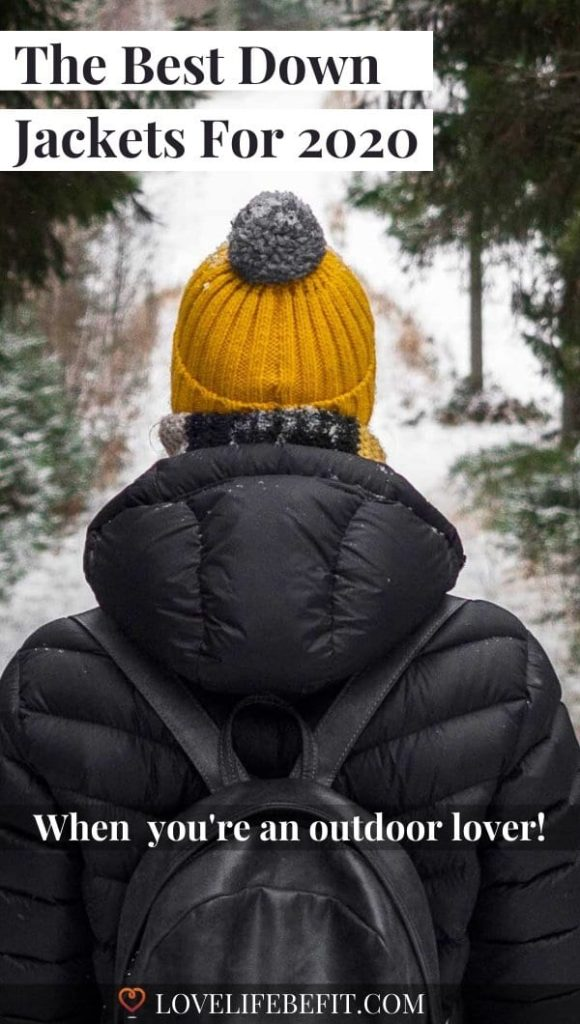 Down is the warmest insulation you can buy. This list of best down jackets for women in 2020 is aimed at finding a jacket to keep you toasty. #hiking #outdoors #downjackets