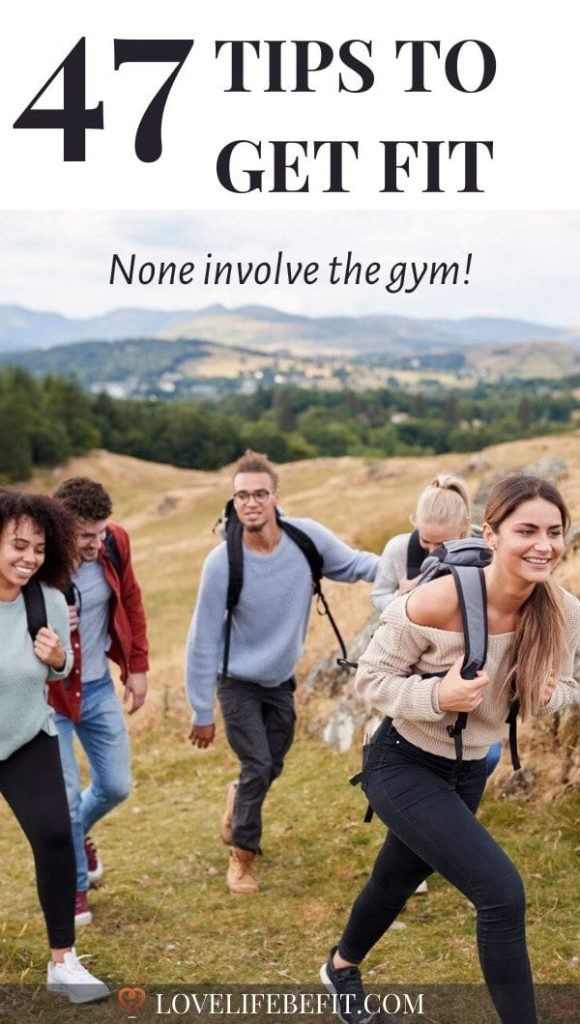 tips to get fit