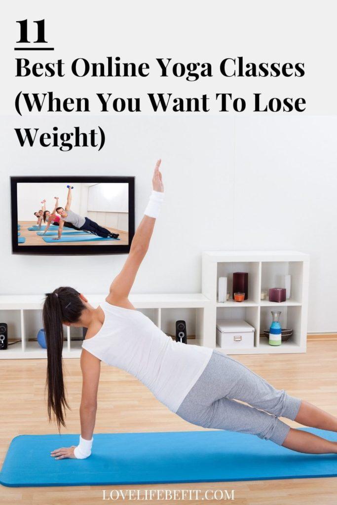 11 Best Online Yoga Classes