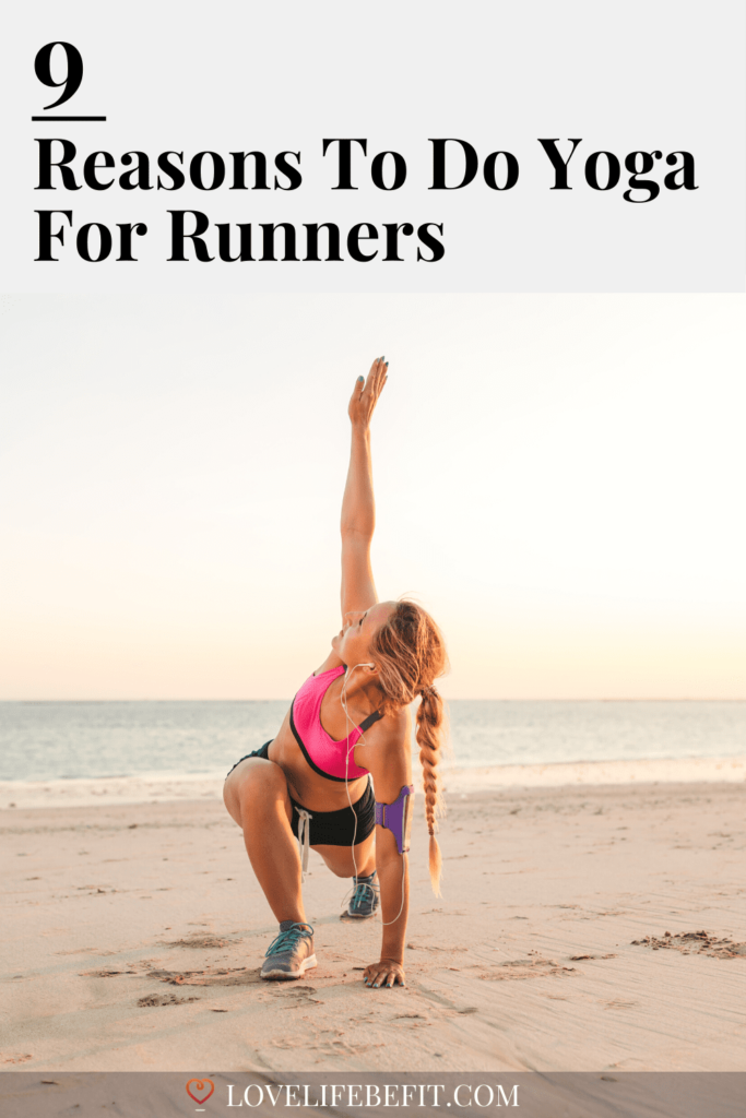 Adopting a daily yoga habit is the best tip I can give you if you're a keen runner. Even 10-15 minutes a day can make a huge difference and could be key staying injury free. #running #yogaforrunners