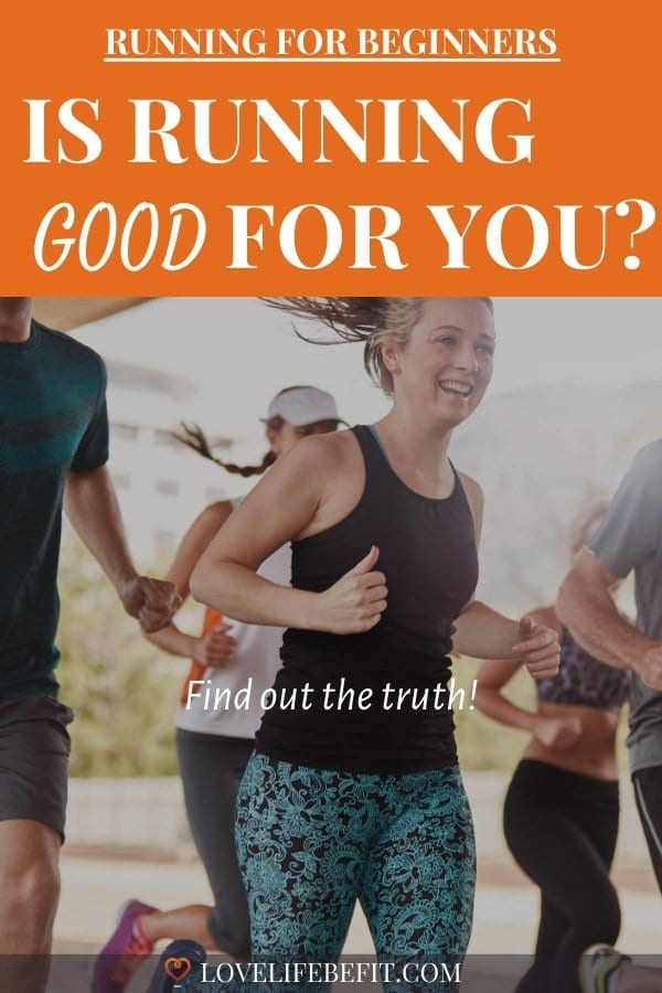 is running good for you