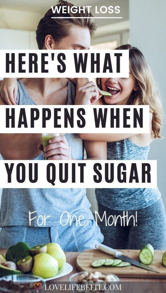 There are so many different diets to choose from and some are quite complicated to follow. Deciding to quit sugar is a simple way to lose weight. #quitsugar #loseweight #weightloss