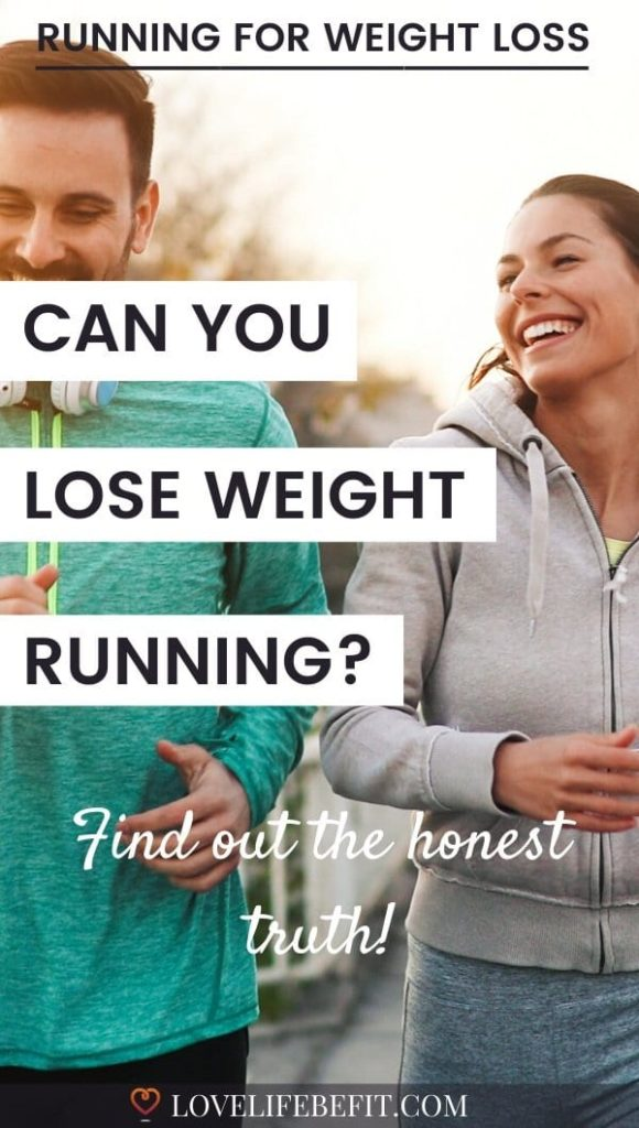 Can you lose weight running