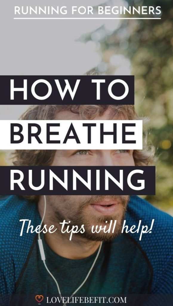 How to breathe running