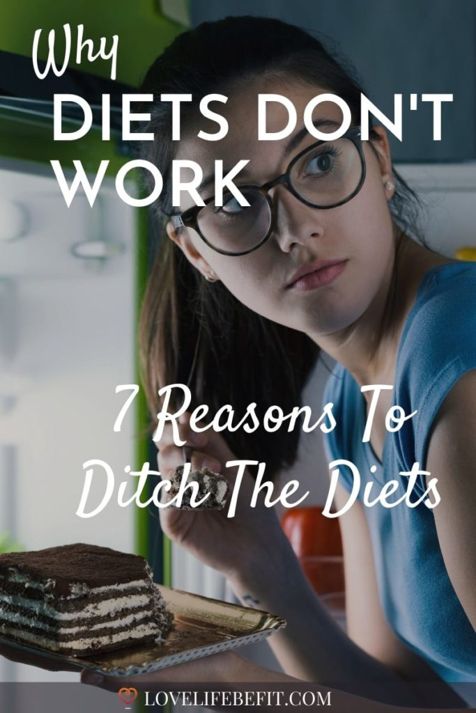 Why diet's don't work