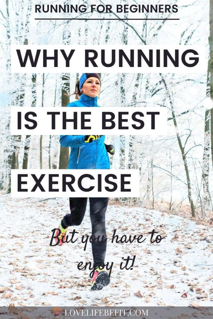 running is the best exercise