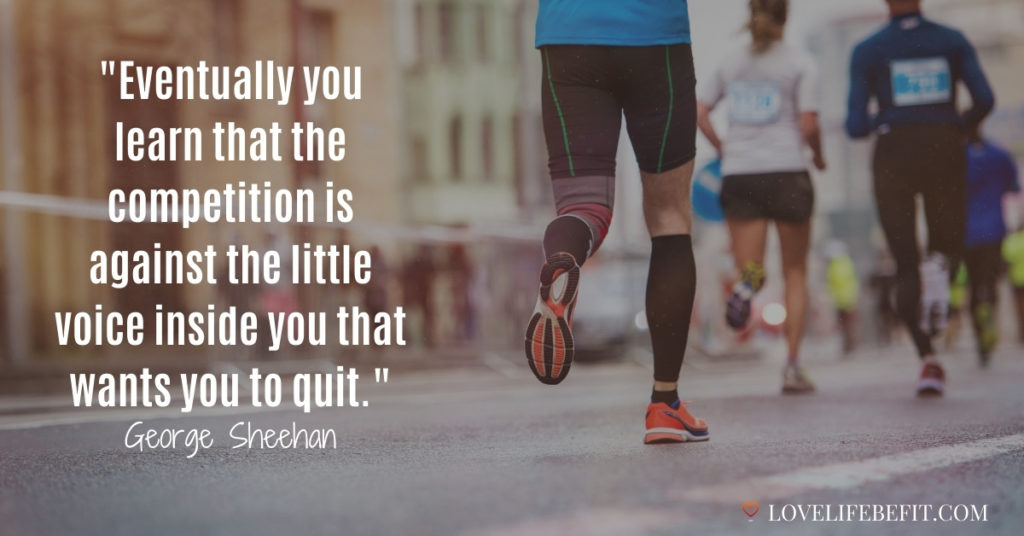 motivational running quotes to keep going
