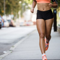heavy legs when running