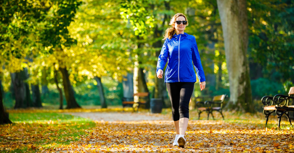 how much should I walk to lose weight