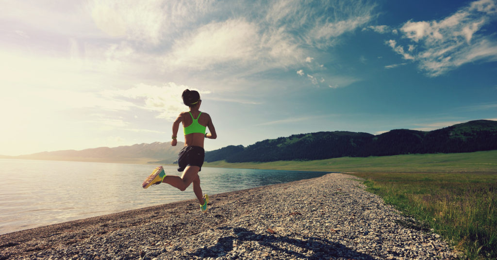 is it good to run every day