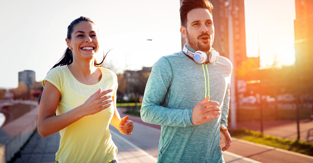 how many miles to lose weight running