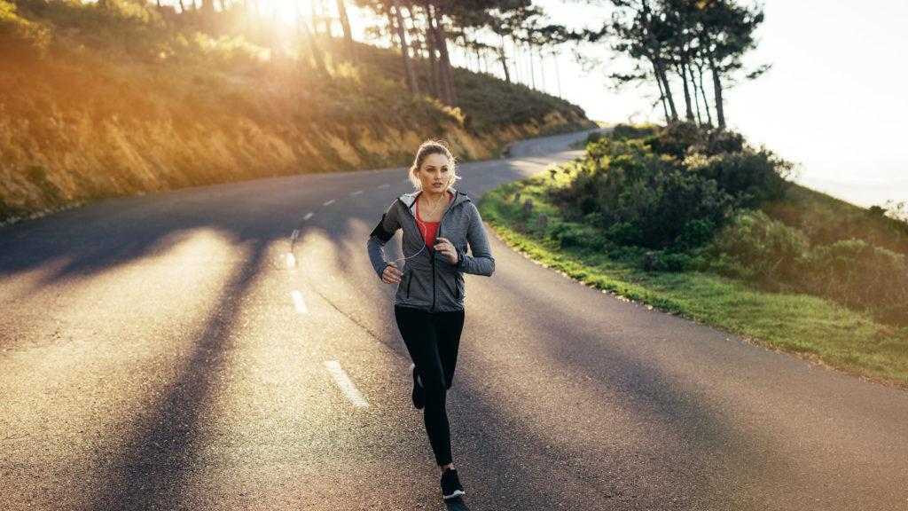 running every day