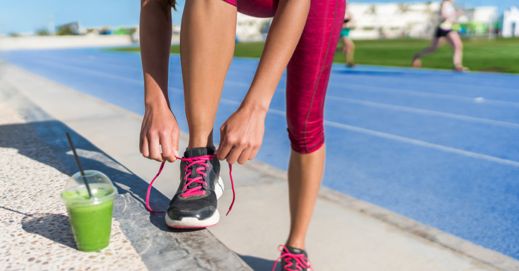 does running burn belly fat fast