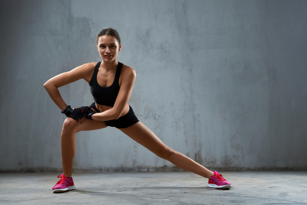 avoid heavy legs by strength training