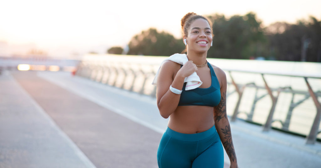 how to be fit - exercise boosts your moods