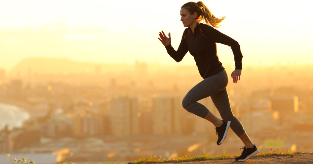 how to run faster intervals