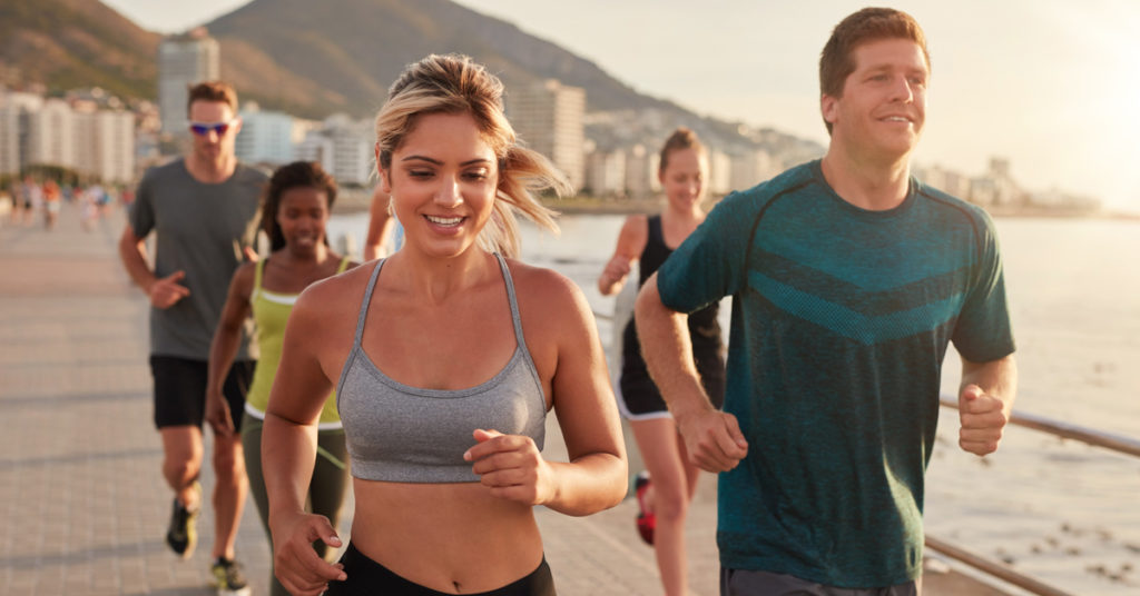 how to run for beginners