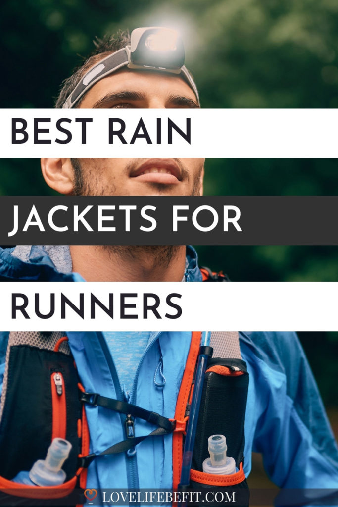 best rain jackets for runners