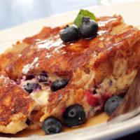 healthy breakfast snacks french toast