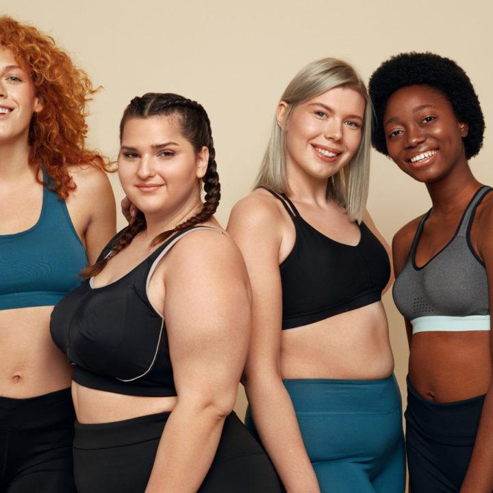 normal weight women